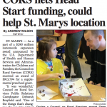 CORS nets Head Start funding; could help St Marys Location